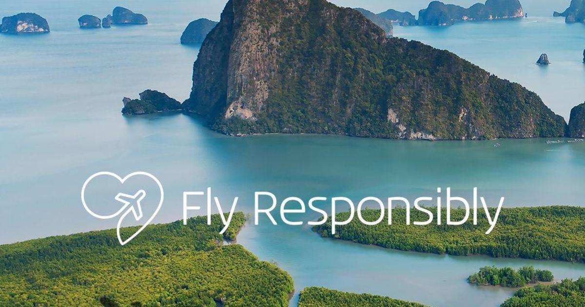 KLM спрашивает пассажиров, нужно ли им летать, в глобальной инициативе