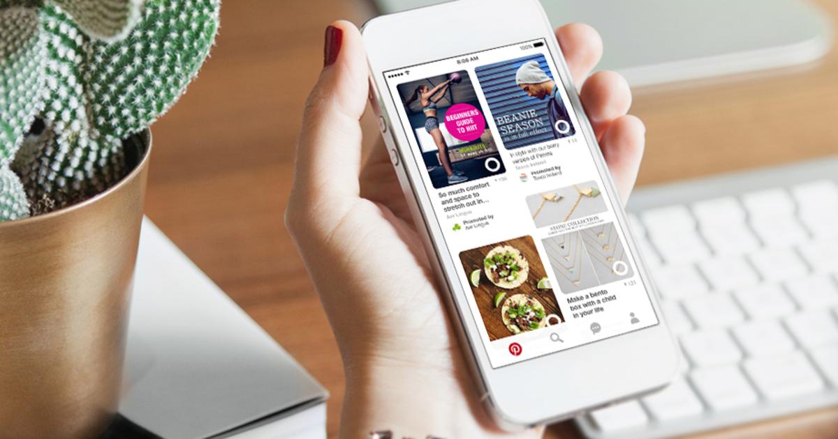 Pinterest представил набор новых инструментов для видео