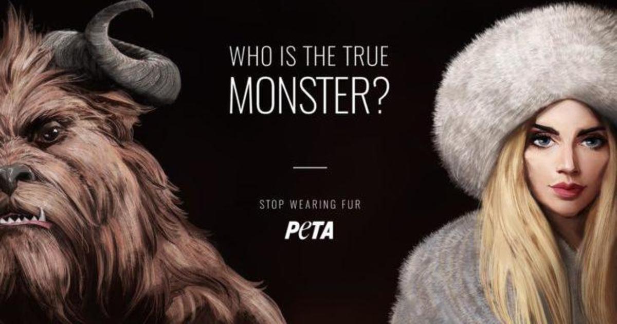 Украинский иллюстратор создал иллюстрацию для PETA