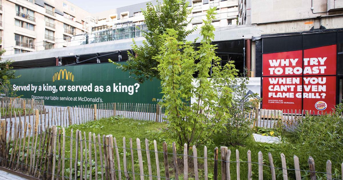 McDonald's и Burger King потроллили друг друга в наружной рекламе в Бельгии