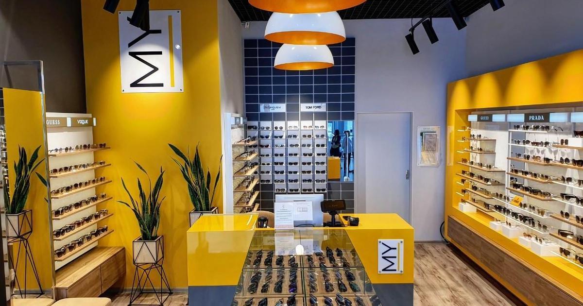 Больше чем очки: Во Львове открылась студия солнцезащитных аксессуаров «My I»