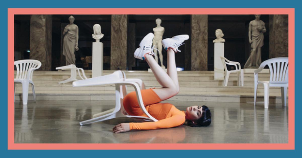 Сеть магазинов обуви показала, что такое стиль в смелой кампании
