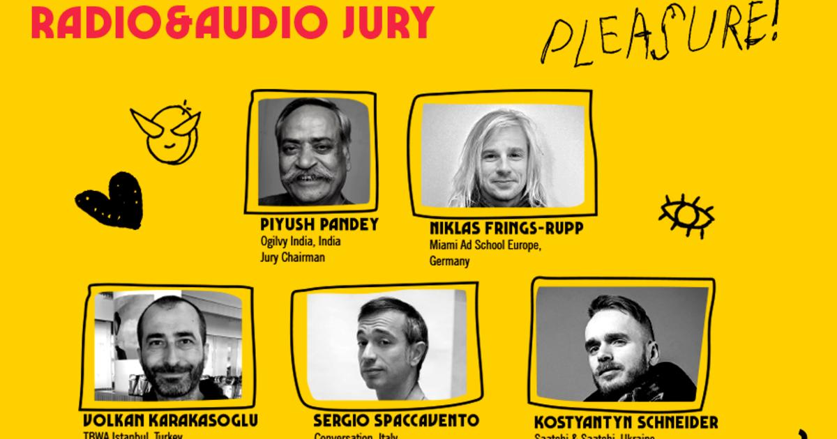 Команда жюри Film, Film Craft, Advertising Campaigns, Radio & Audio на Ad Black Sea 2019