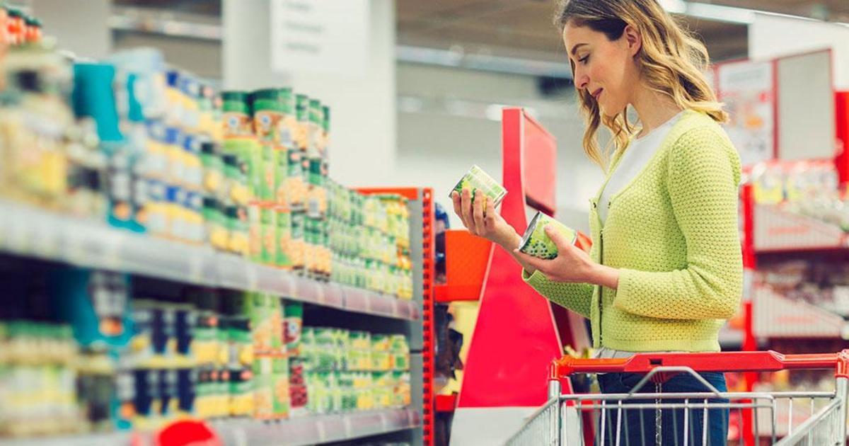 В Украине вступили в силу новые правила маркировки продуктов
