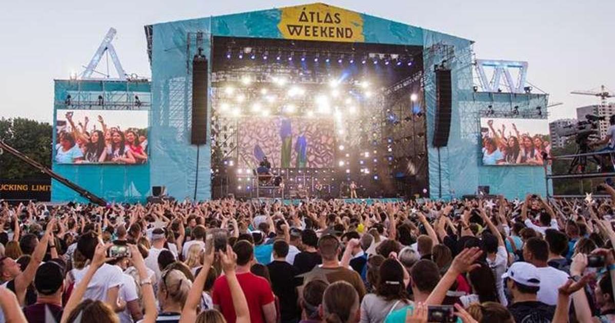 Atlas Weekend шукає директора з маркетингу та комунікацій