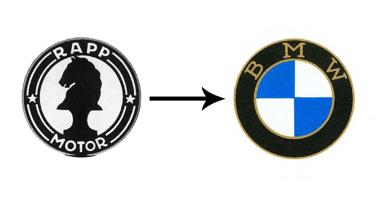Ничего общего с пропеллером самолета: в BMW объяснили, что означает логотип бренда