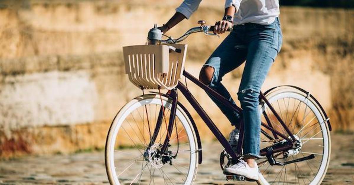 Nestlé выпустил велосипеды из переработанных капсул для кофе
