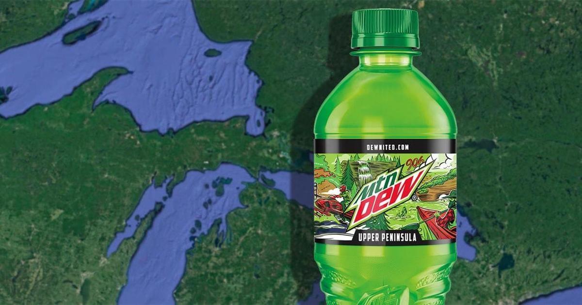 Как географическую ошибку превратить в источник любви к бренду. Кейс Mountain Dew