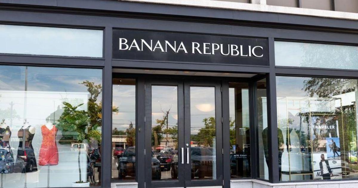 Banana Republic запустит сервис аренды одежды