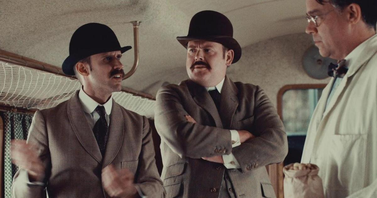 JetBlue переосмыслила историю авиации с братьями Олрайт