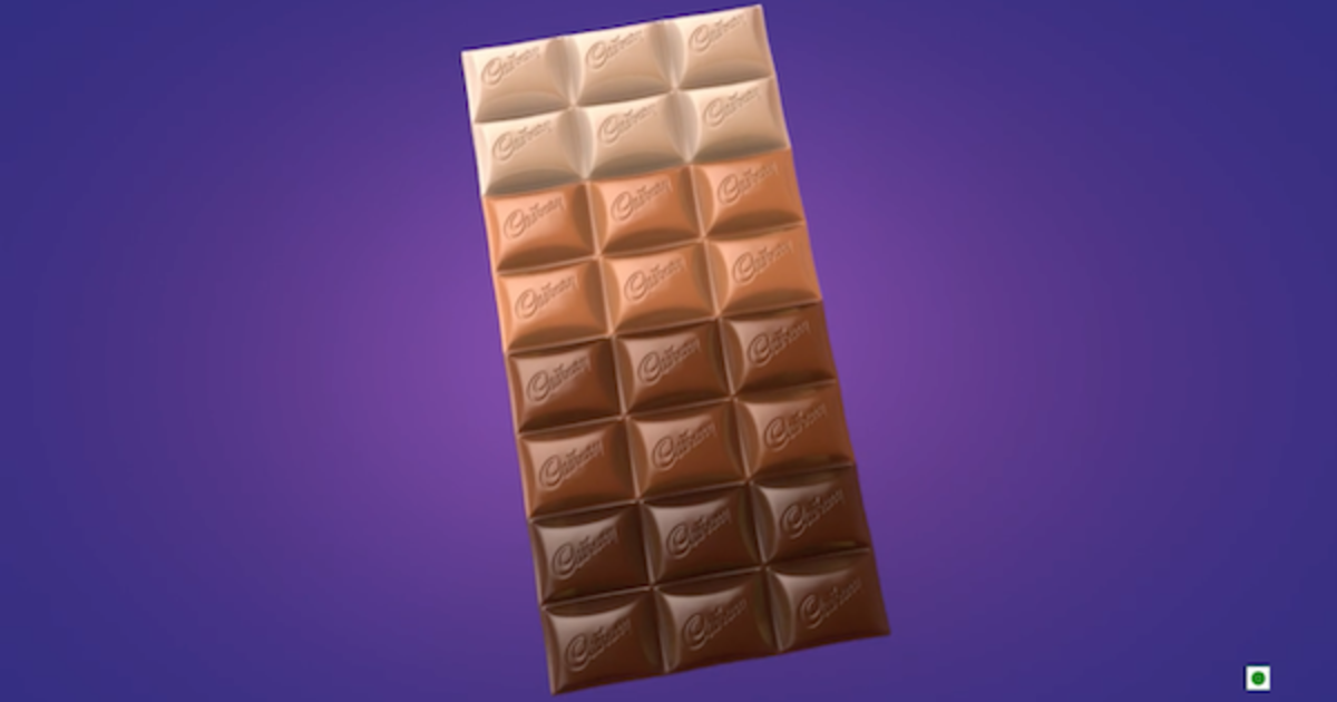 Cadbury выпустила плитку в честь разных культур, языков и оттенков кожи