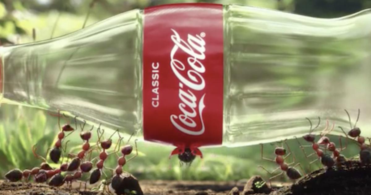 Coca-Cola продвигает новую устойчивую упаковку в Австралии