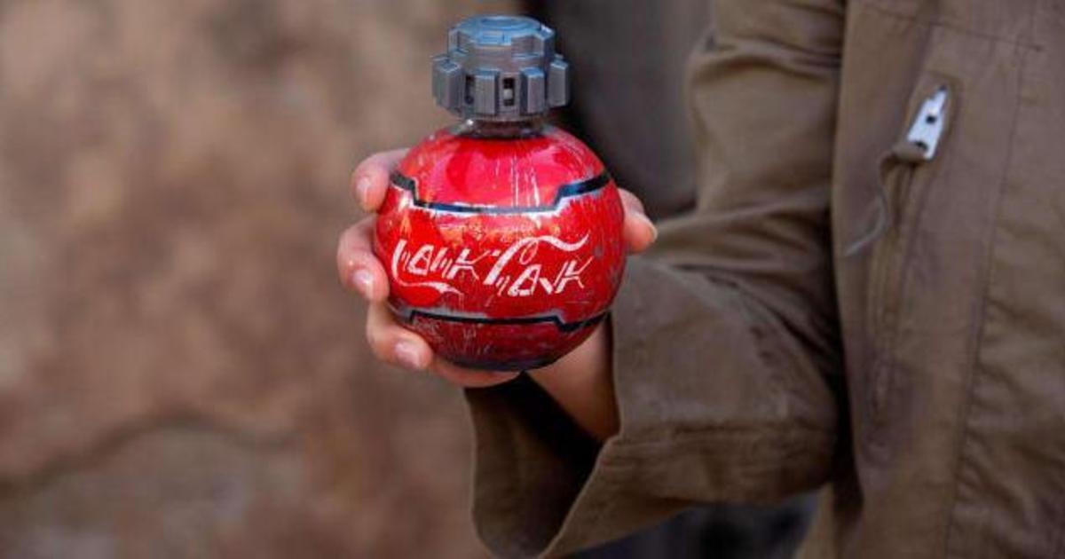 В США запретили брать в самолет круглые бутылки Coca-Cola в стиле «Звездных войн»