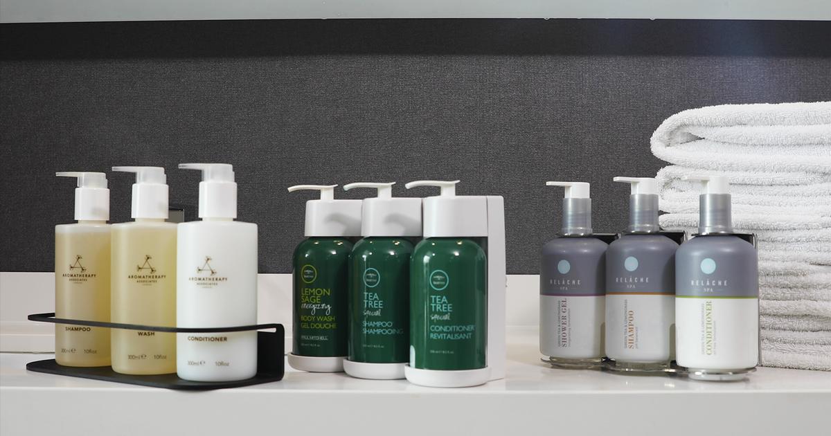 Marriott откажется от одноразовых шампуней для отелей в рамках борьбы с пластиком