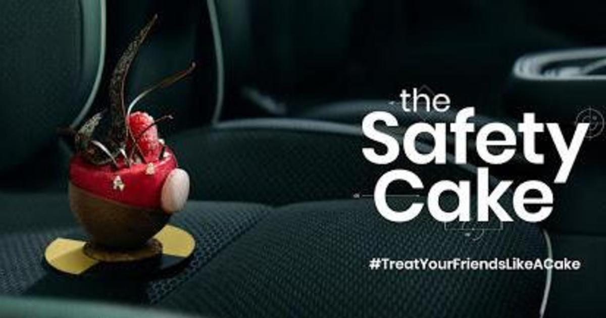 Социальная кампания Renault представила первый десерт, который может спасти жизнь
