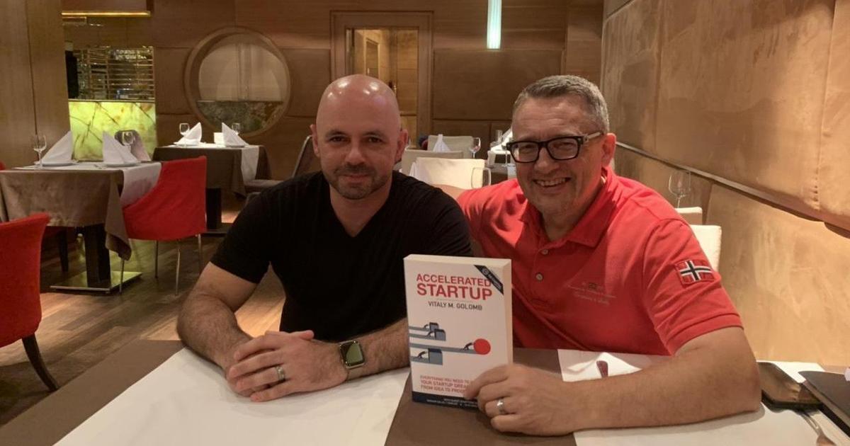 МХП издаст книгу от гуру стартапов из Кремниевой долины