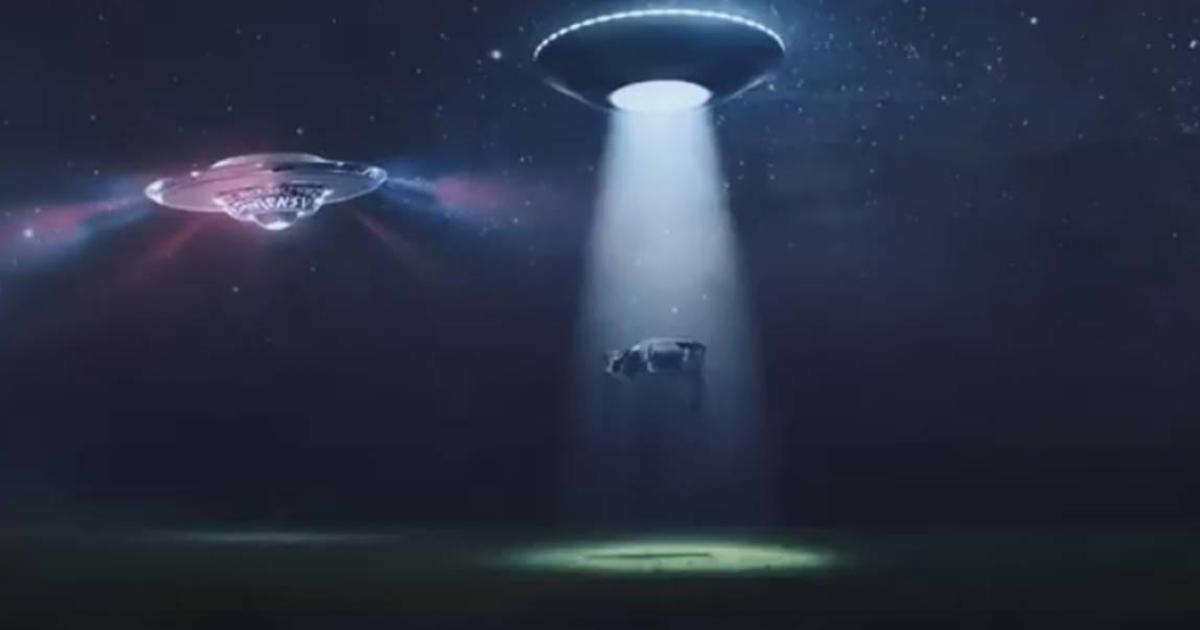 Летающие коровы и НЛО в новой серии роликов для TM Yummi Gummi