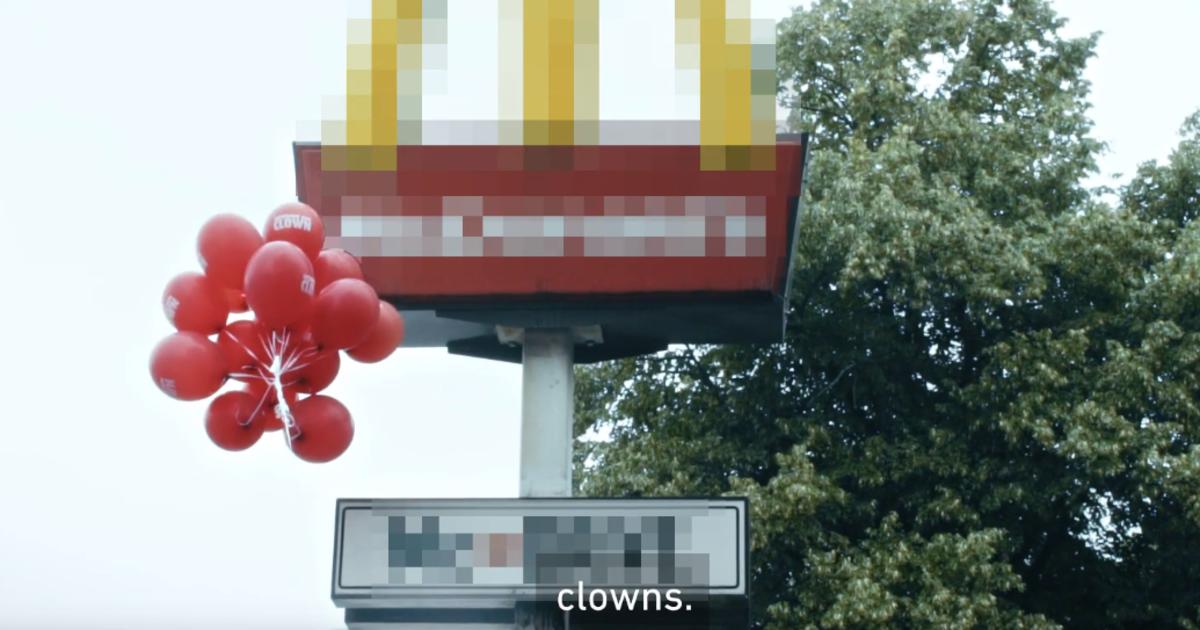 Burger King стал убежищем от злых клоунов для покупателей McDonald's в рамках промо «Оно 2»