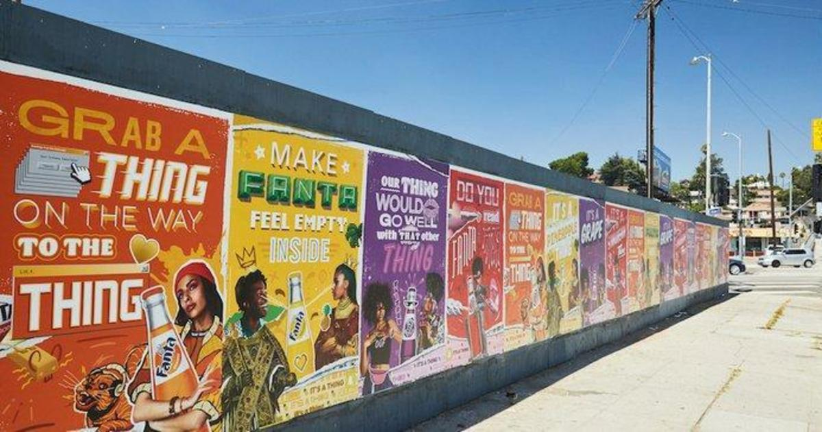 Fanta открыла доступ к digital контенту с помощью наружной рекламы в новой кампании