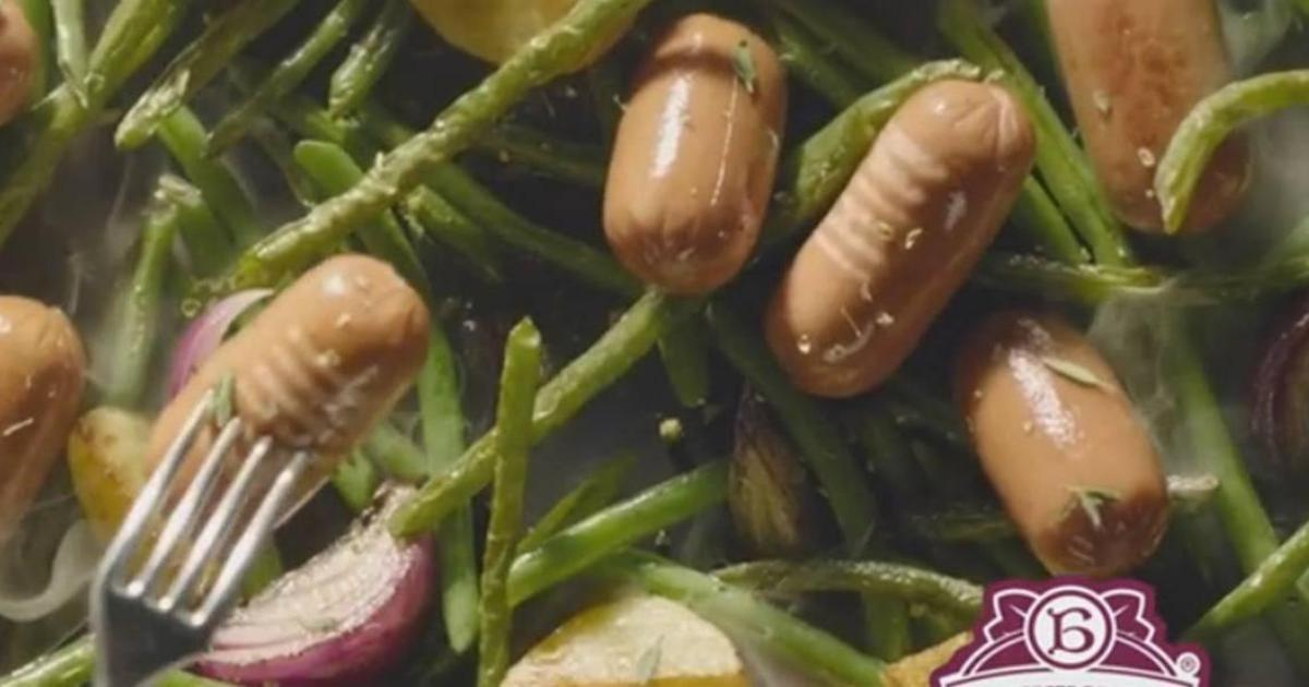 Новый кулинарный шедевр в рекламе «МИНИ» от Бащинского
