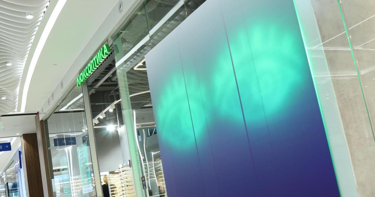 Супермаркет очков: «Люксоптика» открылась в новом формате в ТРЦ River Mall