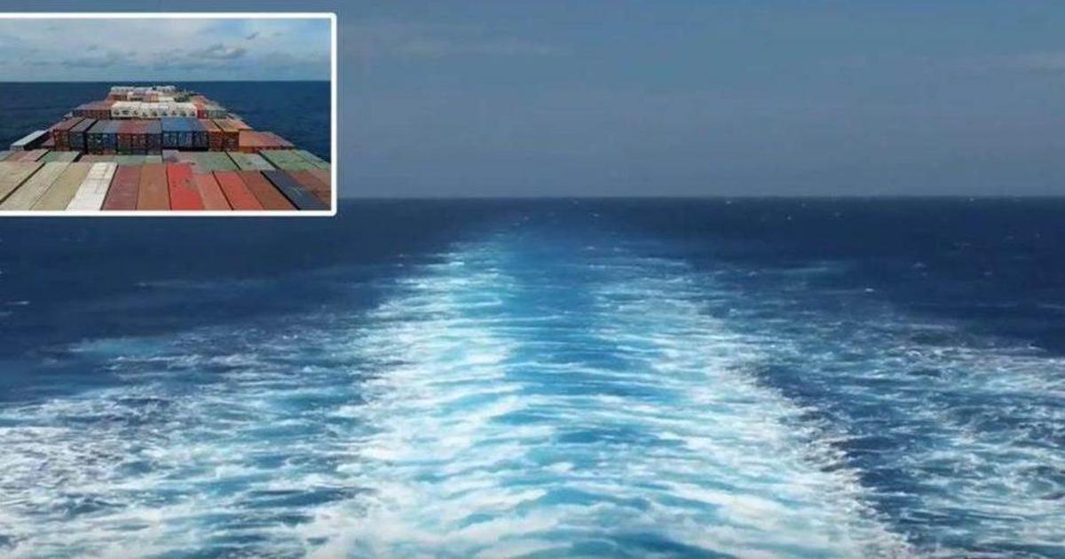 Ikea убаюкивает прямой трансляцией доставки товаров по океану