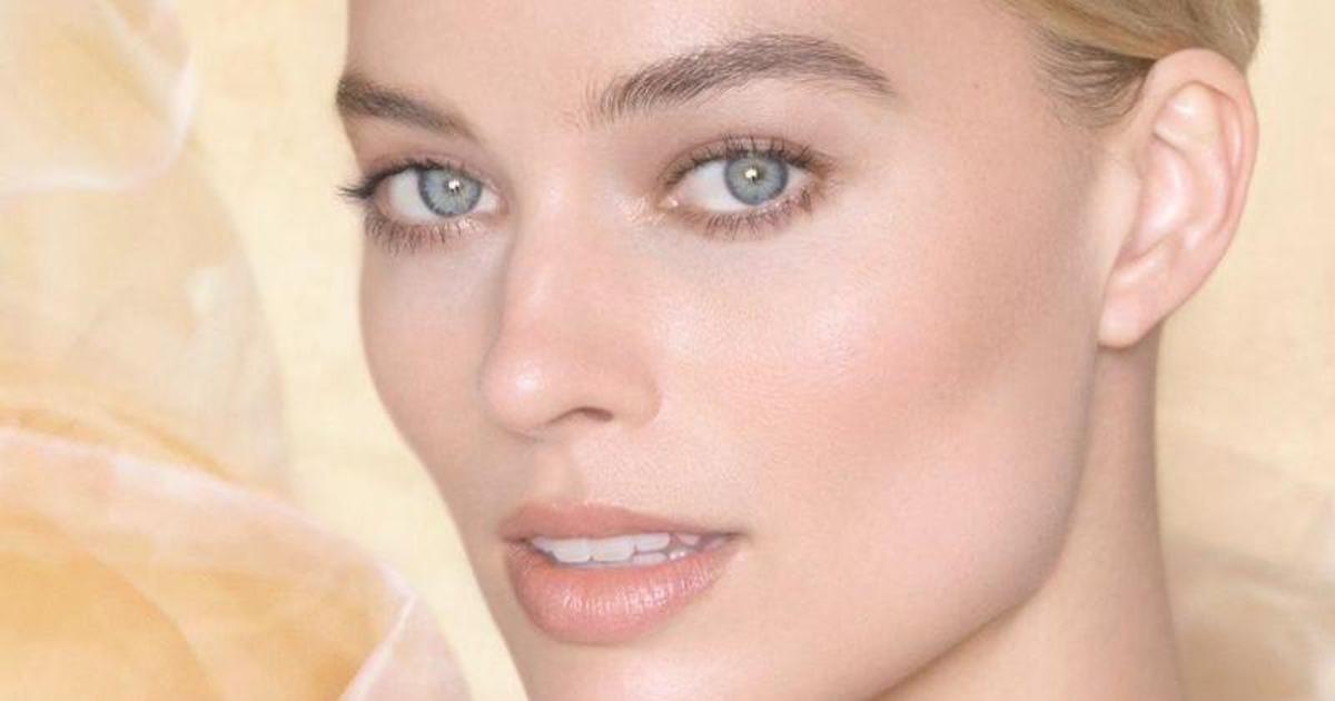 Марго Робби очаровывает в рекламе аромата Chanel Gabrielle Essence