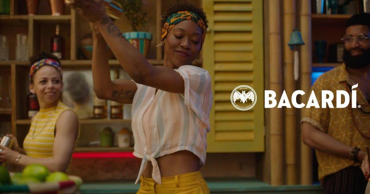 Bacardi превратил звук ромовых коктейлей в музыку
