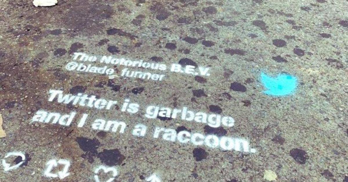 Twitter перенес твиты пользователей на улицы Сан-Франциско