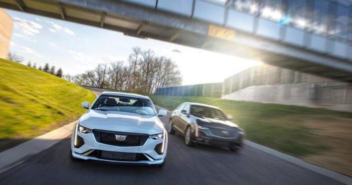 Cadillac впервые представил новую модель в Instagram