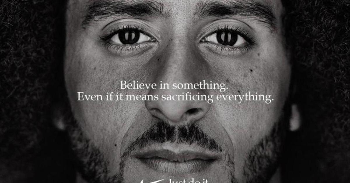 Nike получил «Эмми» за рекламу с Колином Каперником