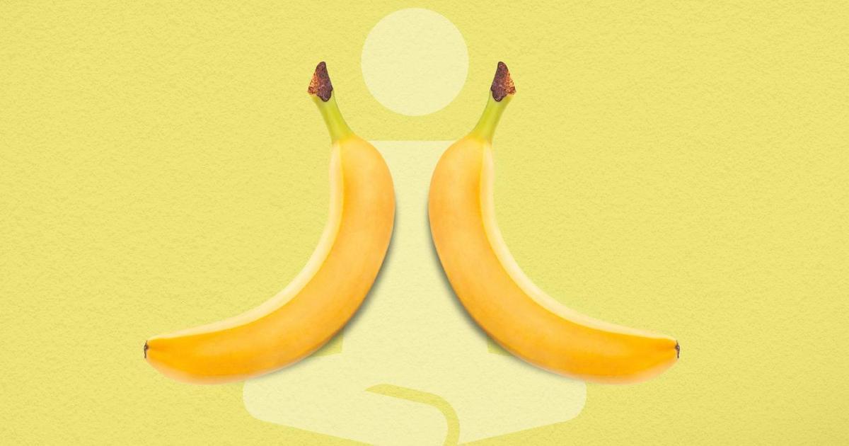 Минималистичные рекламные принты показали пользу диеты и физической активности