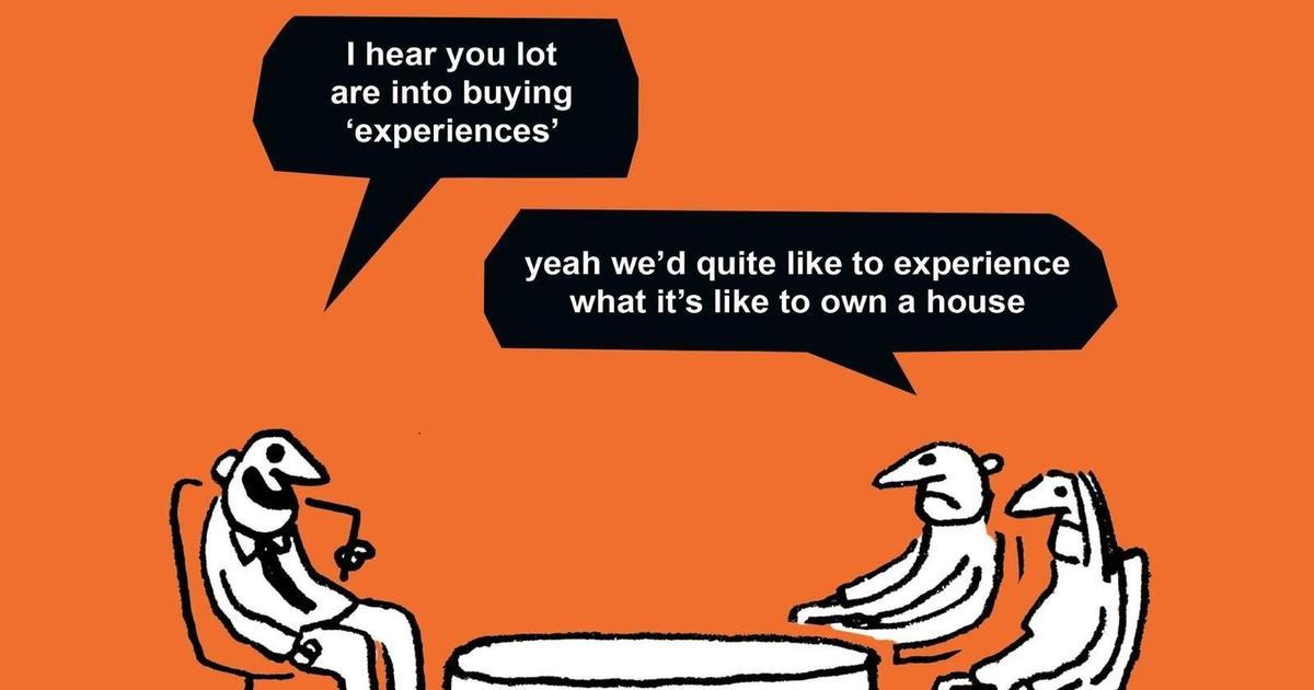 Рекламные принты транслируют горький опыт общения с работниками банка