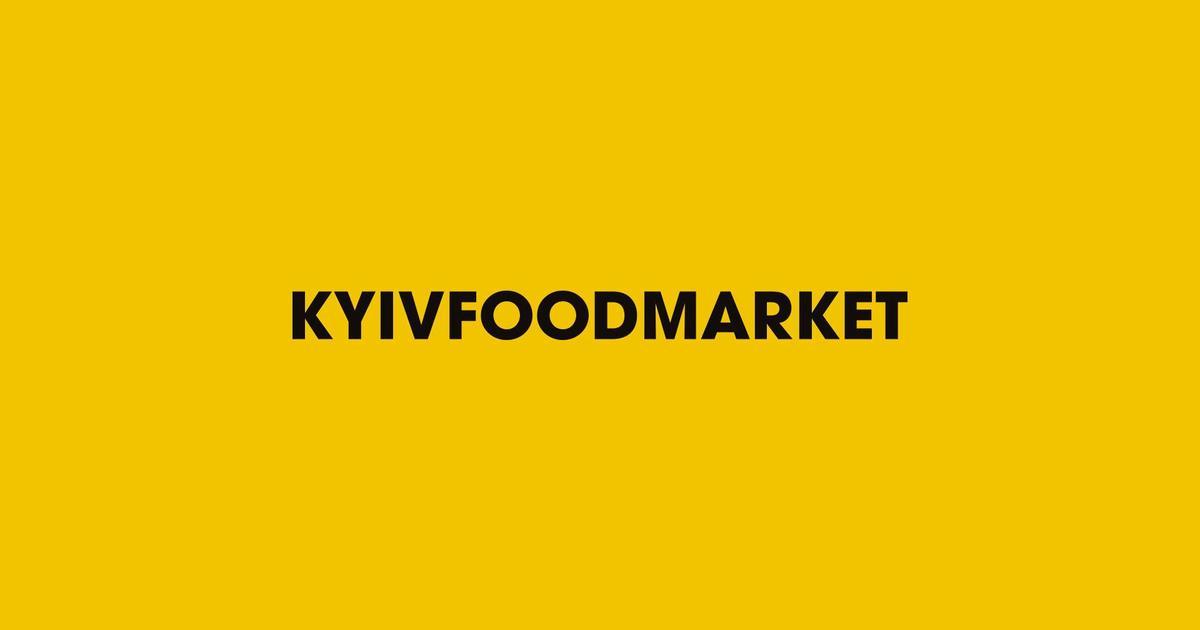 TABASCO представил брендинг Kyiv Food Market