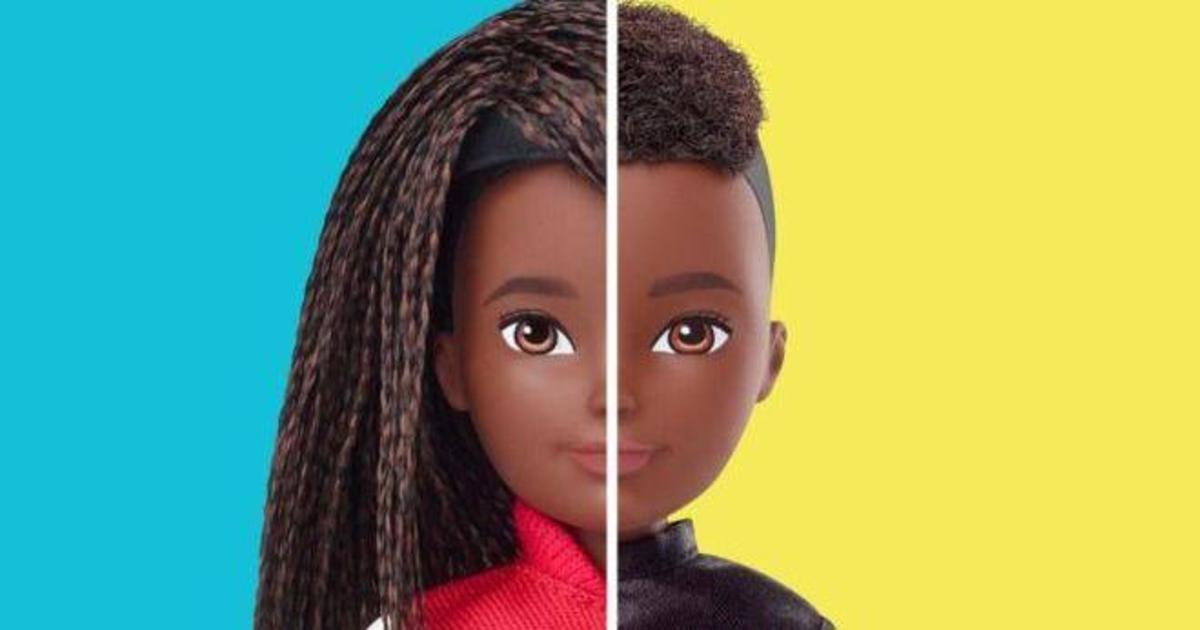 Mattel, создатель Барби, представил первую гендерно-нейтральную куклу