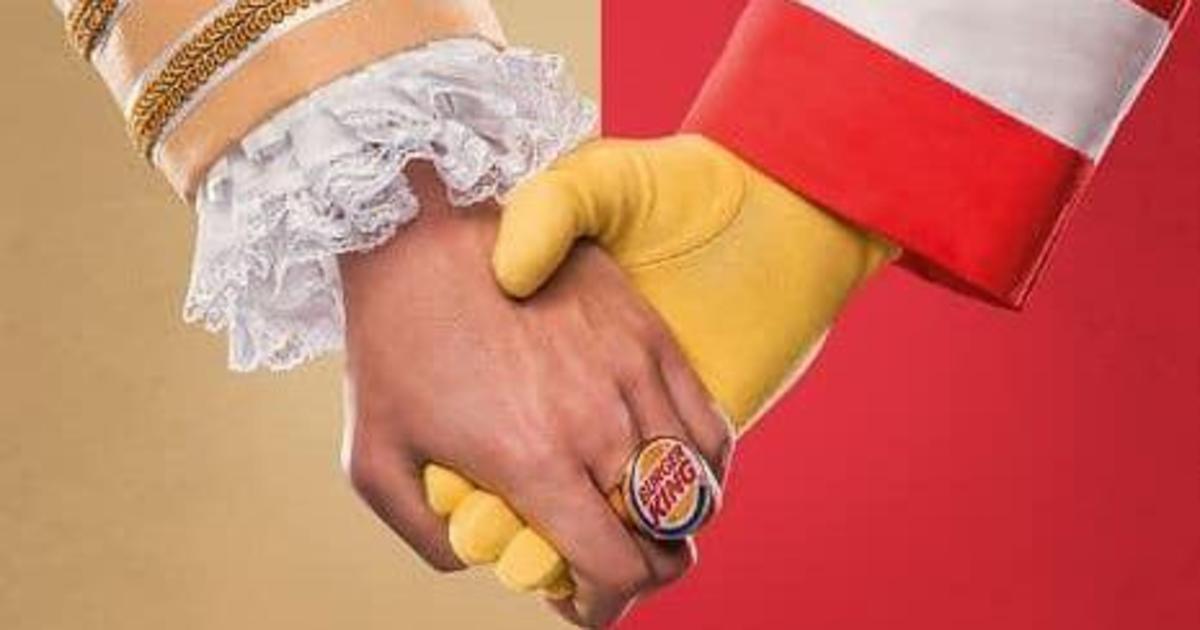 Burger King отказался от продаж воппера на день
