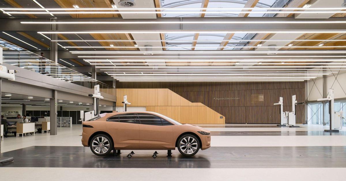Jaguar відкрив нову дизайн-студію у Великобританії
