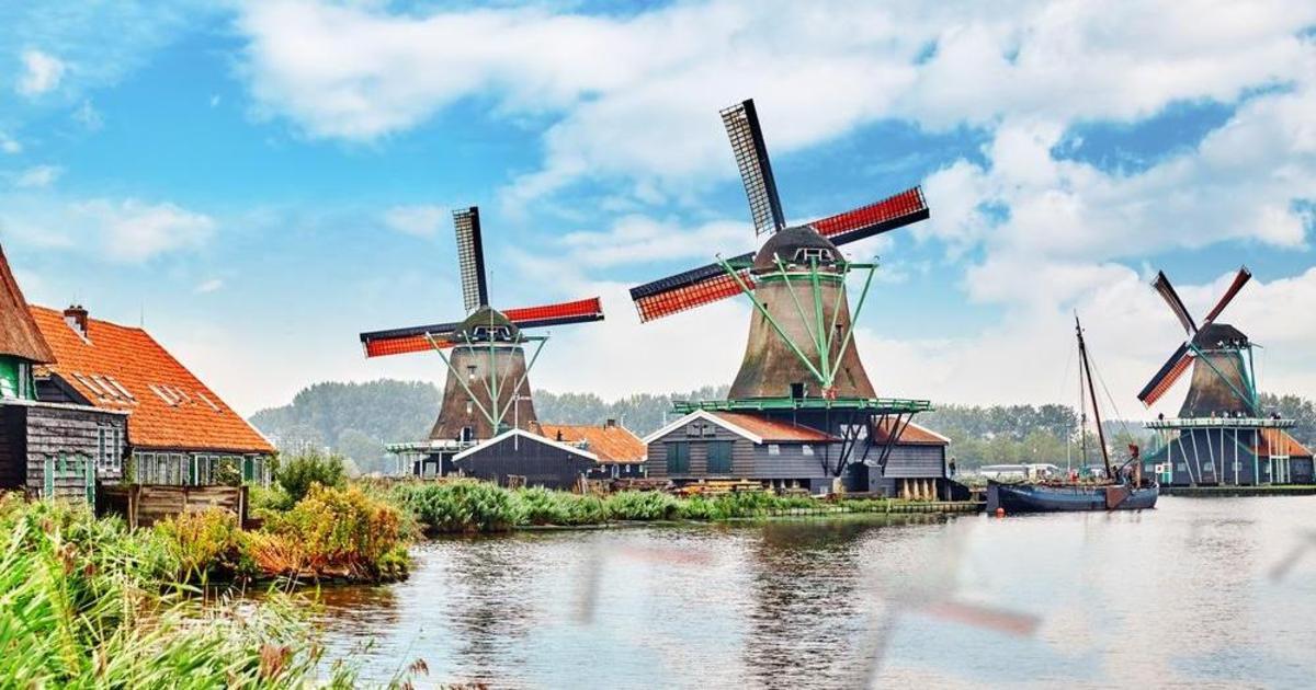Нидерланды избавятся от слова «Голландия» в рамках ребрендинга