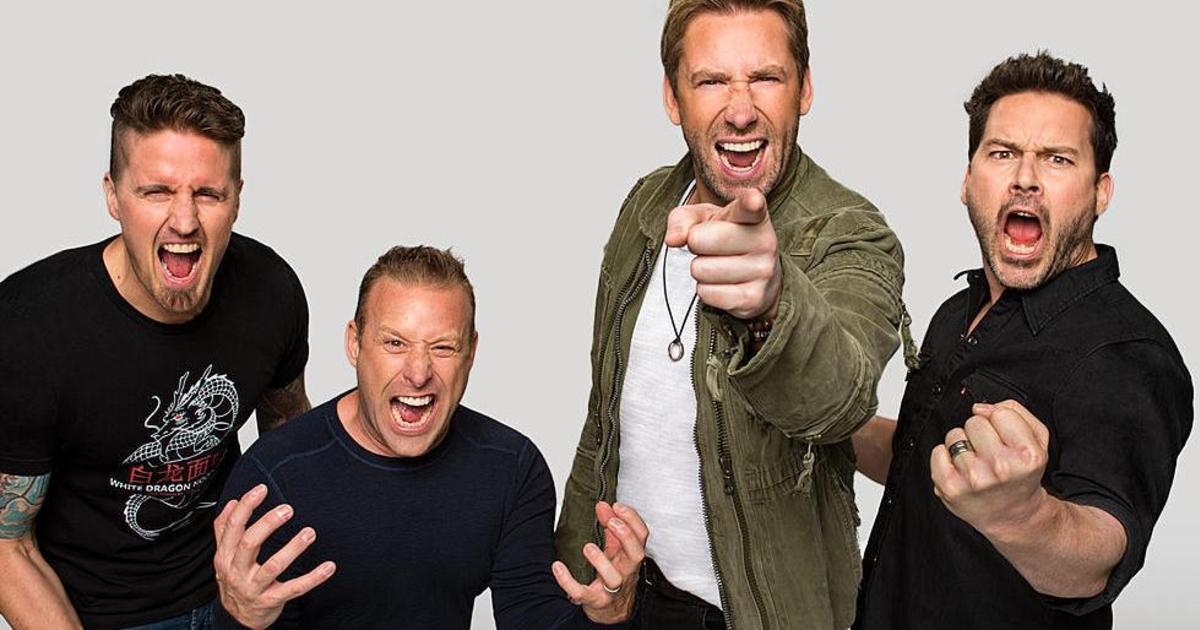 Продажи группы Nickelback резко возросли благодаря твиту Трампа