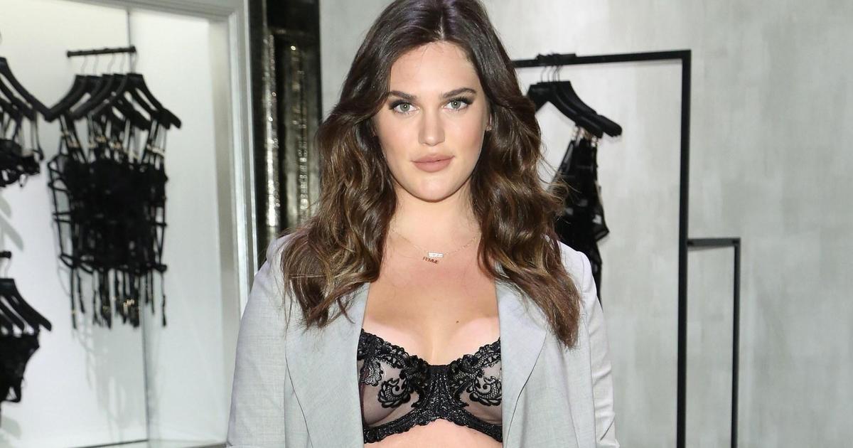Victoria's Secret наняла первую Plus-size модель