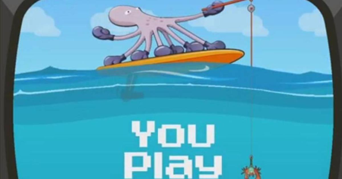 MullenLowe выпустили онлайн-игру для спасения океанов