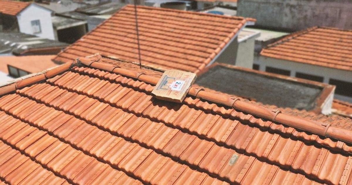 Domino's спрятала пиццы на крыше домов к выходу фильма «Путь: Во все тяжкие»