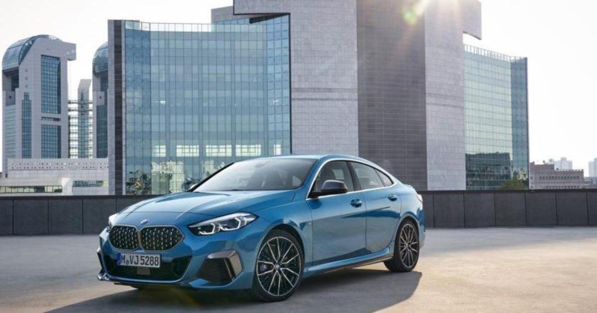 Рекламу для BMW сняли в Киеве