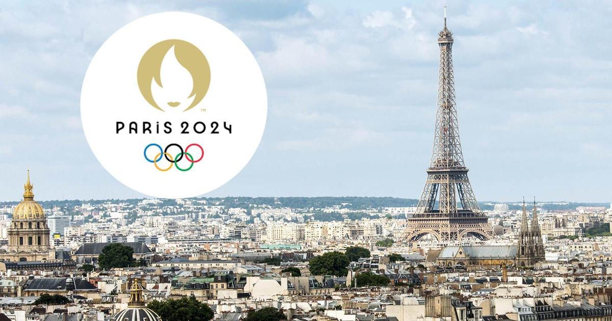 Париж представил логотип Олимпиады 2024 года