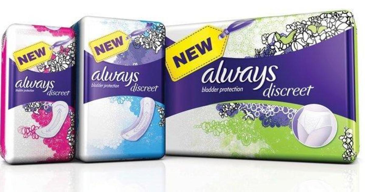 P&G откажется от символа Венеры на упаковках Always