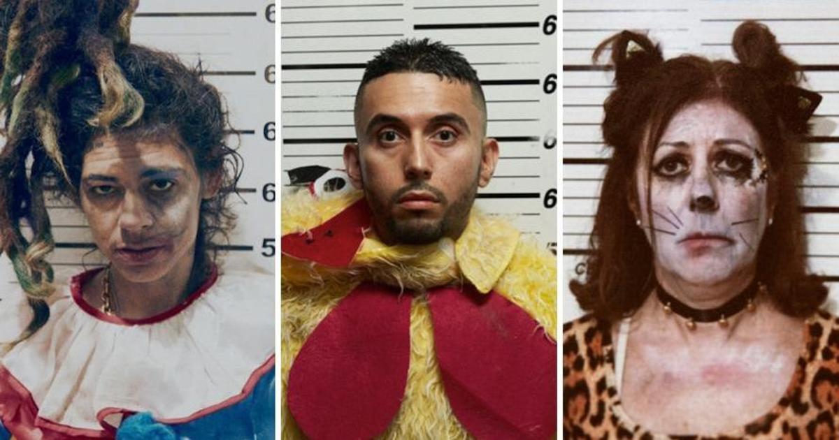 Budweiser показал реальных людей, арестованных на Хэллоуин, в соцкампании