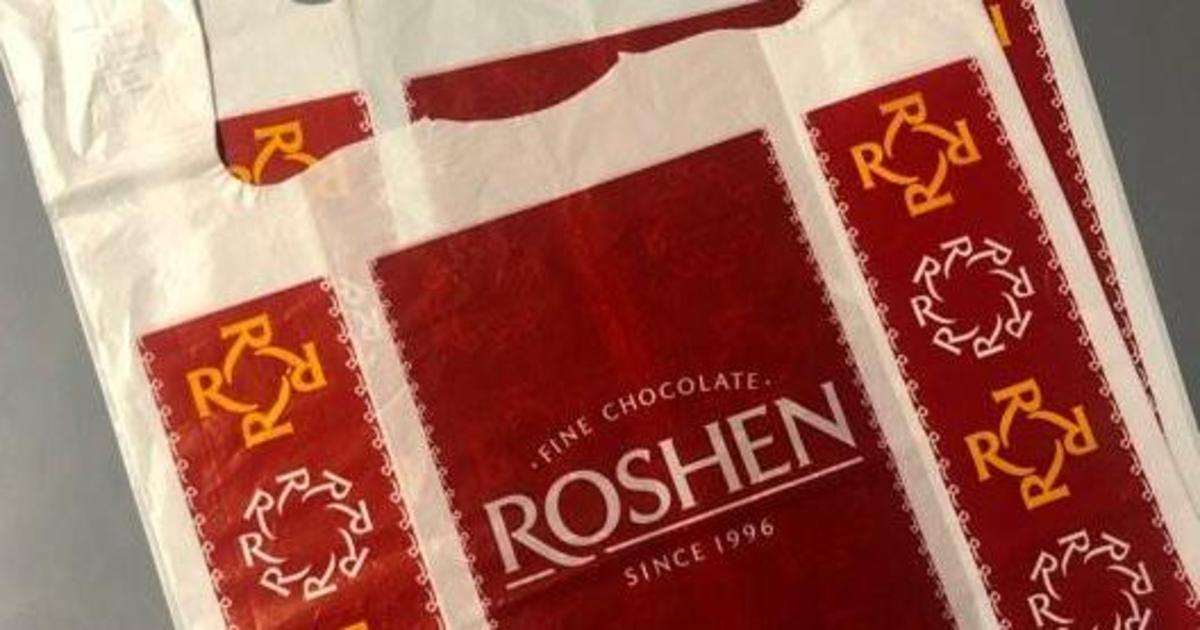 Магазины Roshen переходят на биоразлагаемые пакеты. Но не все так радужно