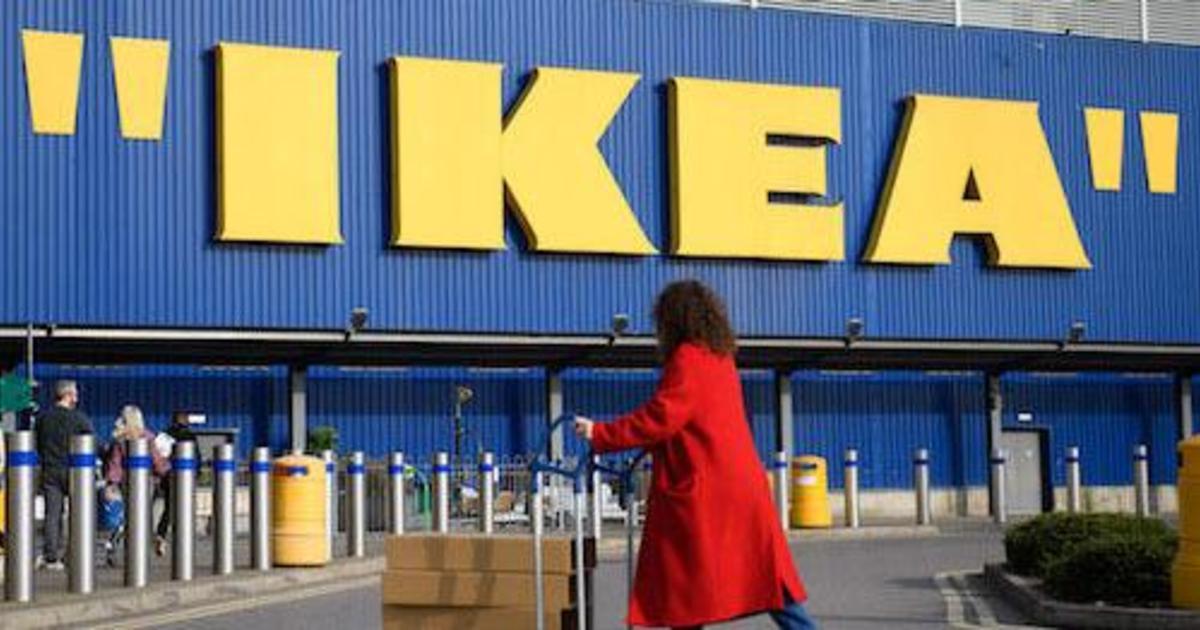 Ikea изменила лого в честь новой коллекции с Вирджилом Абло