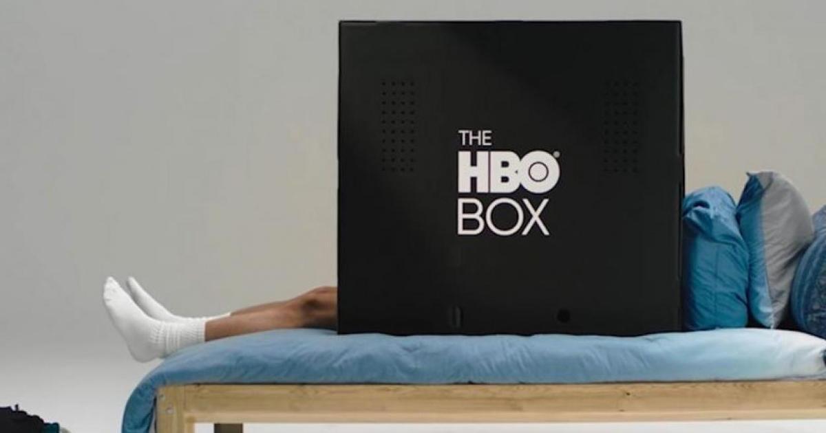 HBO выпустил коробку для одиночного просмотра сериалов