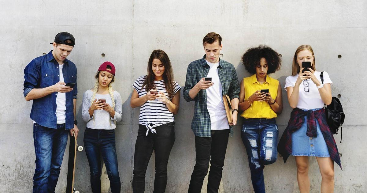 Исследование: как завоевать поколение Z с помощью мобильных девайсов